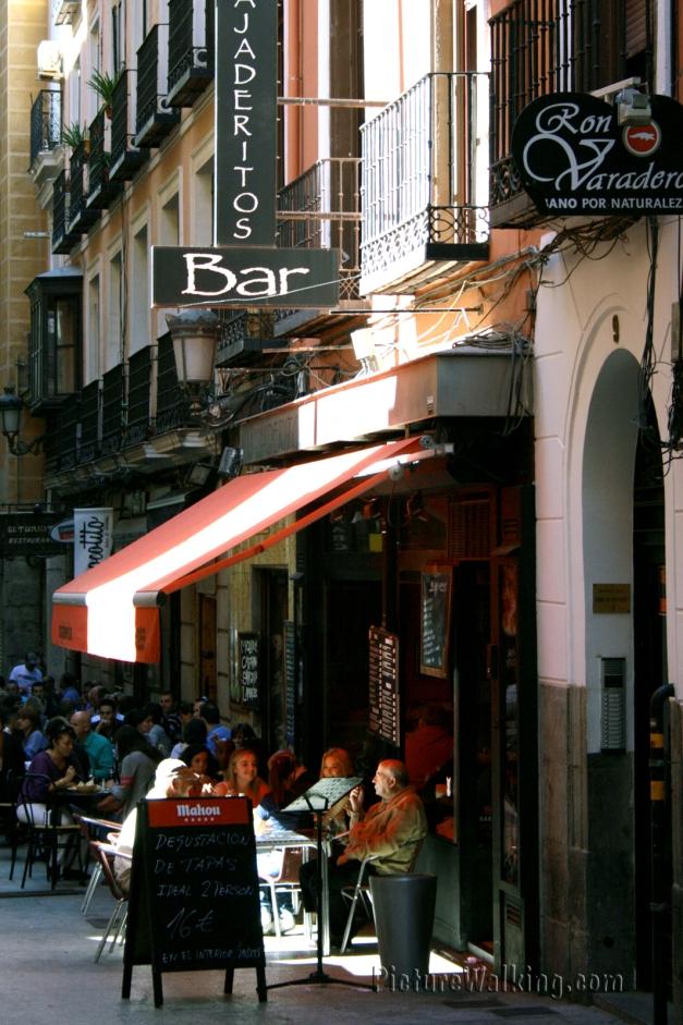Meson Terraza Calle Cadiz Huertas